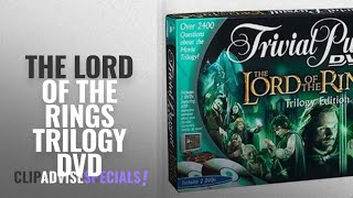 Top 10 The Lord Of The Rings Trilogy Dvd [2018]: Trivial Pursuit DVD Game The Lord of the Rings