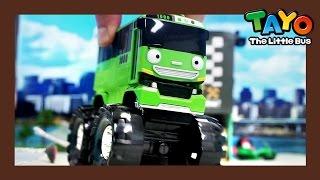 Camiones monstrusos #2 l Aventura del juguete de Tayo #12 l Tayo el pequeño Autobús Español