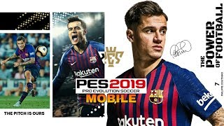 PES 2019 mobile official trailer.