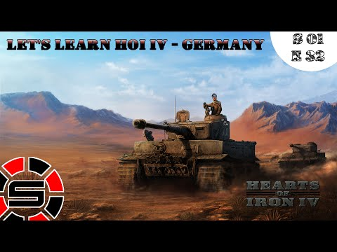 Let's Learn: Hearts of Iron IV ~ S01 E32 ~ To Moscow!