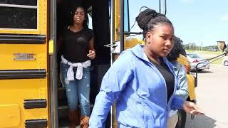 Choice Bus visits Pender High School