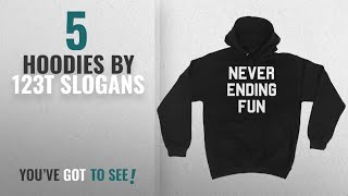 Top 10 123T Slogans Hoodies [2018]: 123t Never Ending Fun - Hoodie Funny Fathers Day