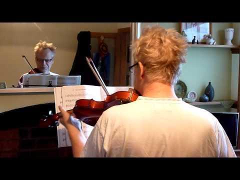 A Violin Masterclass