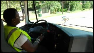 School Bus Driver Training: See Something, Do Something