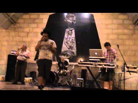 The BeatJackers Live at the Boyle Heights Art Walk at Mariachi Plaza