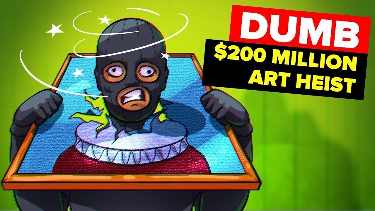 The Biggest Art Heist in US History ($200 Million)