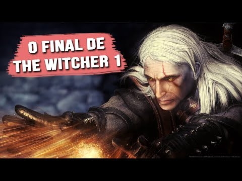 EXPLICANDO O FINAL DE THE WITCHER 1 thumbnail