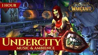 Vanilla Undercity - Music & Ambience (1 hour, 4K, World of Warcraft Classic)