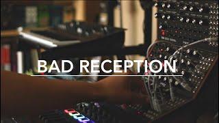 Plucky Arps with the Subharmonicon (Bad Reception)