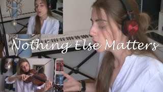 Metallica - Nothing Else Matters | Cover by Aries [Subtítulos]