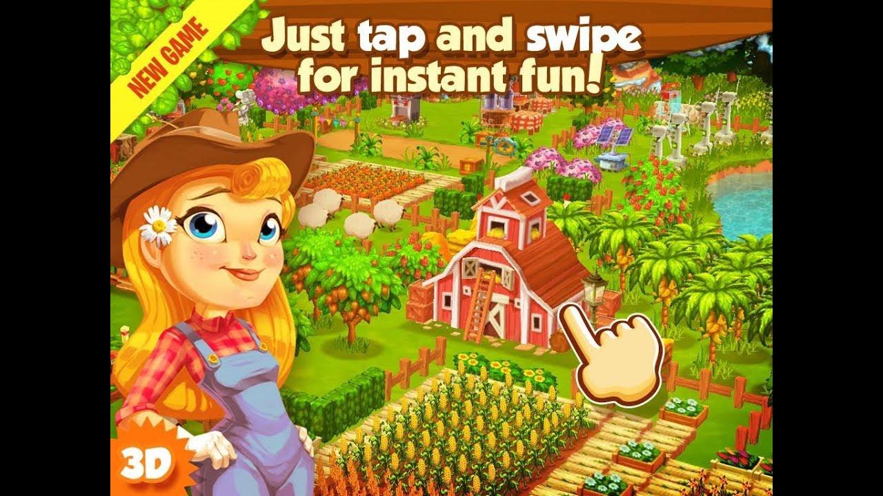 happy farm offline