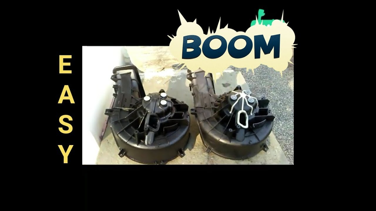 2005 saab 93 blower motor
