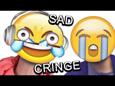 Try not to SAD CRINGE challenge