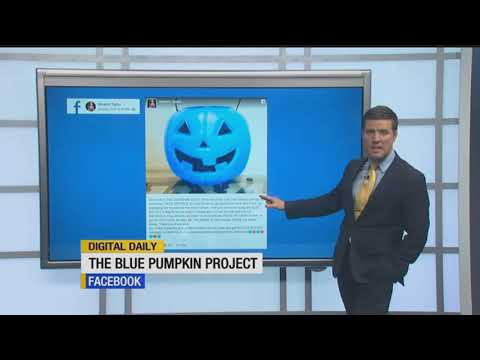Tom & Becky - Blue Buckets Will Help People Identify Autistic Children This Halloween