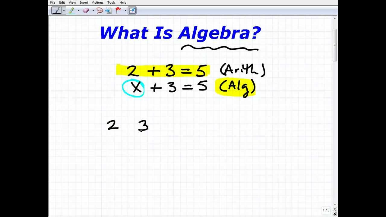 algebra test helper