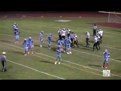 LIVE HIGH SCHOOL FOOTBALL BROADCAST & LIVE STREAM - ST JOHN PAUL VS CORAL SPRINGS CHARTER