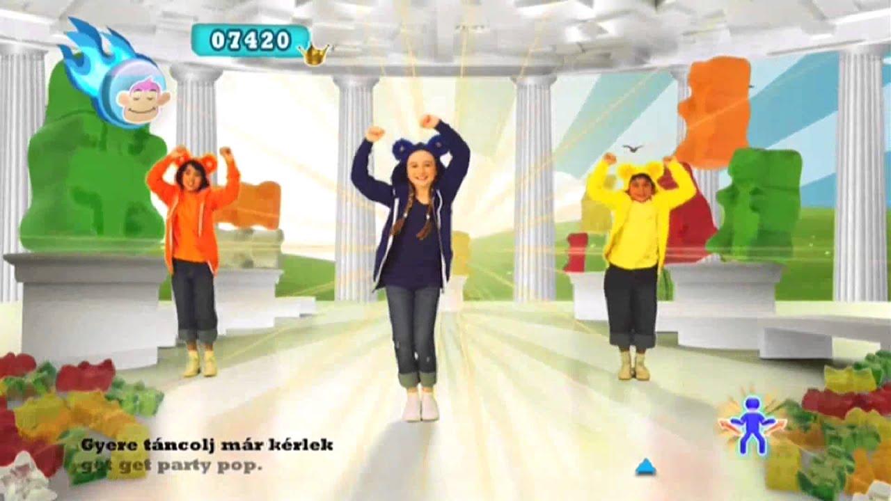 Just Dance Kids 2 I Am A Gummy Bear - YouTube