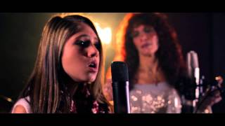 Tell Him - Barbra Streisand & Celine Dion ( Cover by Teresa & Cheyenne ) Mother & Daughter Duet
