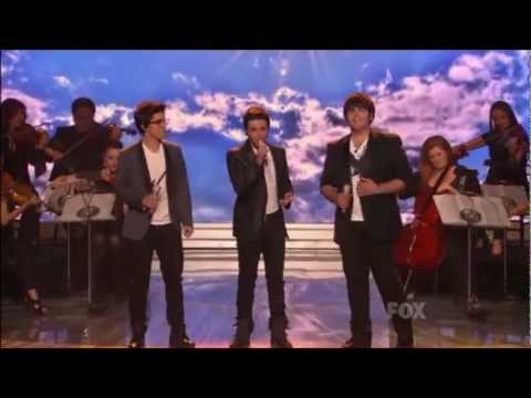 Il Volo - 'O Sole Mio American Idol live performance