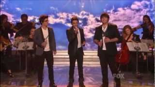 Download Video Il Volo - 'O Sole Mio American Idol live performance MP3 3GP MP4