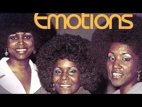 The Emotions - As Long As I've Got You (Demo)