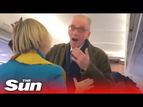 Extinction Rebellion protester grounds flight at London City Airport