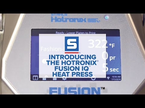 Prensa de calorHotronix® Fusion IQ®