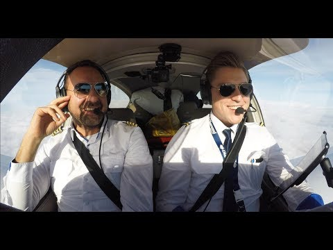 Diamond Aircraft DA40 NG November Heat - Episode 1