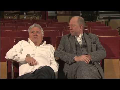 Durch die Nacht mit Henry Hübchen und Gerd Harry Lybke Clip 4