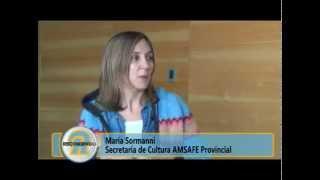 VI Congreso Pedagógico Provincial AMSAFE 2015 El Movimiento Pedagógico Latinoamericano se construye