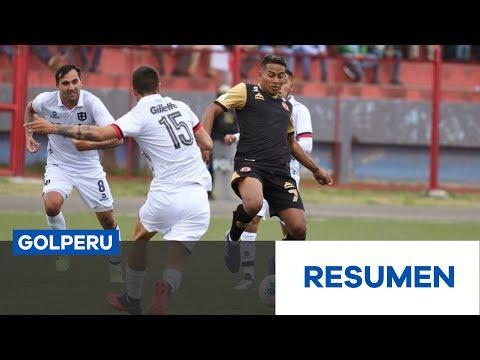 Cajamarca FBC Melgar Goals And Highlights