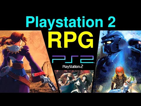 10 Awesome PS2 RPG Games 😍 Video 3 ... (Gameplay)