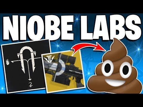 Destiny 2 - The Niobe Labs Review / Niobe Labs Effing ...  ..-  -.-.  -.-  ...
