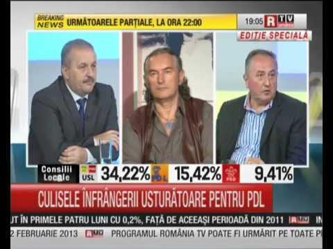 Rezultate Alegeri Locale 2012