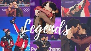 Tessa and Scott- Legends
