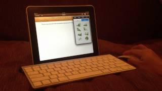 bluetooth keyboard mouse with ipad