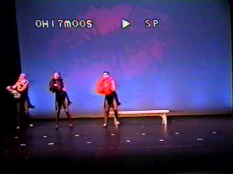 Art of Dance Recital 1998 Seniors