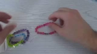 Товары из Беларуси. Обзор браслетов ручной работы.