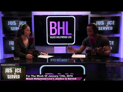 Sean Penn in Legal Jeopardy?, Homeless Man Shooting & More | BHL's Justice Is Served