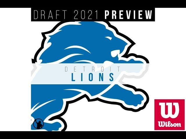 Preview Draft - Detroit Lions