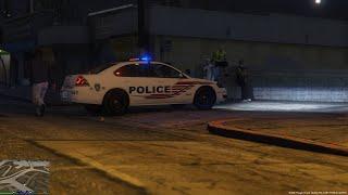 GTA5: LSPDFR - Episode 5-   Washington DC  Police Department - 2014 Impala
