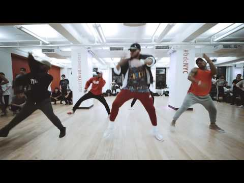 Chris Brown - Kriss Kross Choreography by: Hollywood