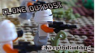 LEGO Star Wars MOC-Clone Outpost on Arbra [HD]