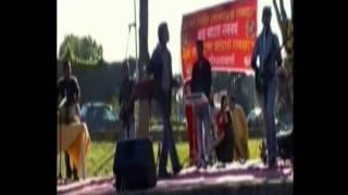Ami Banglar Gaan Gai -Tune & Lyrics Singer - Kobi Chowdhury.wmv