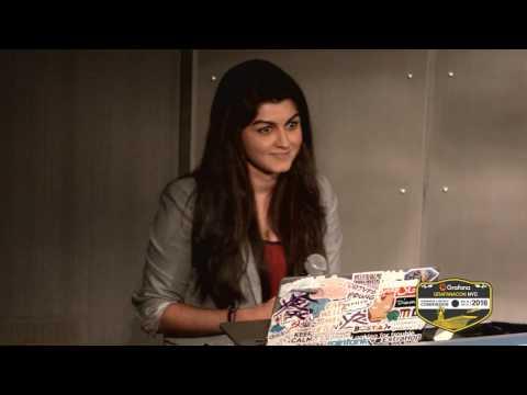GrafanaCon 2016: Yasmin Rajabi, The Open Source Monitoring Stack at Staples