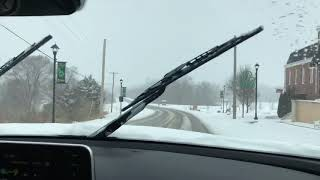 Kia Telluride - Snow Mode Driving