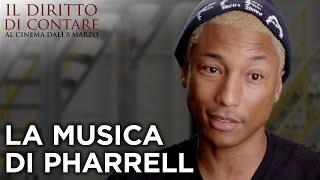 La musica di Pharell Williams | Il Diritto di Contare | 20th Century Fox [HD]