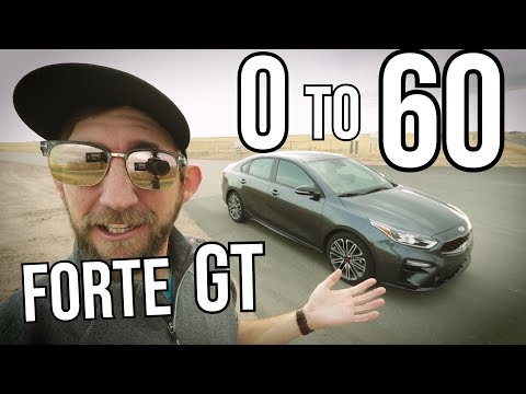 Forte GT - Acceleration Test 0 To 60