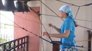видео Николо-Ямской храм города Рязани (Новоямской Никольский храм)