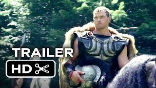 The Legend Of Hercules TRAILER 2 (2014) - Kellan Lutz Action Film HD